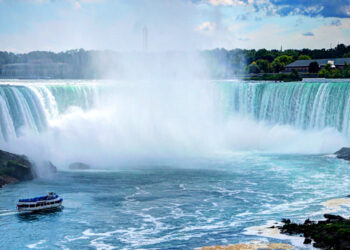 SHUTTLE TO AND FROM THE NIAGARA FALLS