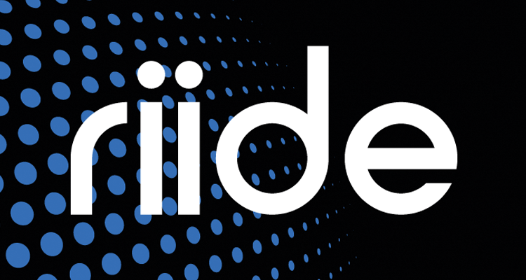 THE NEW RIIDE SHARING APP