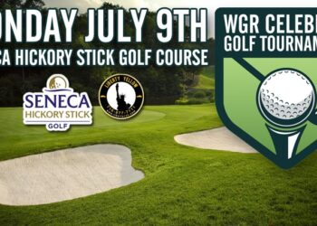 THE WGR CELEBRITY GOLF TOURNAMENT 2018