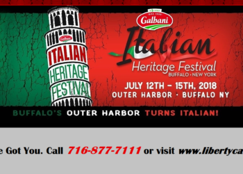 ITALIAN HERITAGE FESTIVAL – BUFFALO NEW YORK 2018