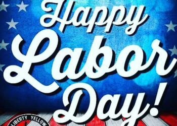 LIBERTY CAB WISHING YOU A VERY HAPPY LABOR DAY